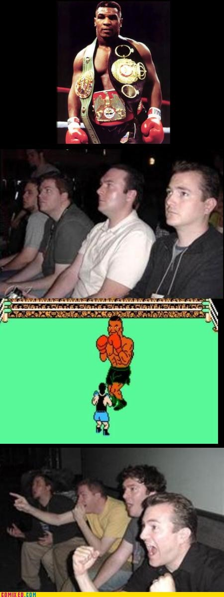 Mike Tyson or Mike Tyson's Punch Out