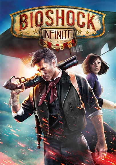 Booker in BioShock Infinite's Cover is so Generic He Fits on Any Cover