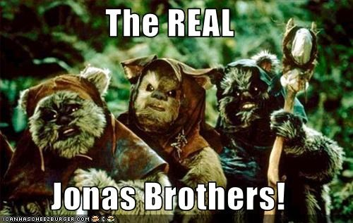 The REAL   Jonas Brothers!