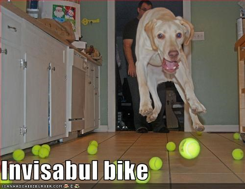Invisabul bike