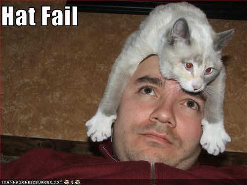 Hat Fail