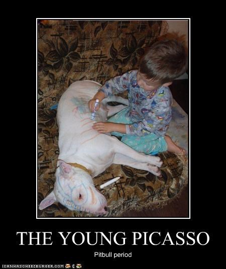 THE YOUNG PICASSO
