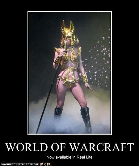 costume,lady gaga,world of warcraft