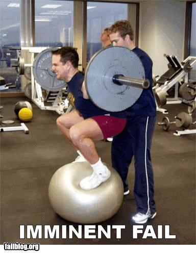ball,g rated,imminent,squatting,weighlifting