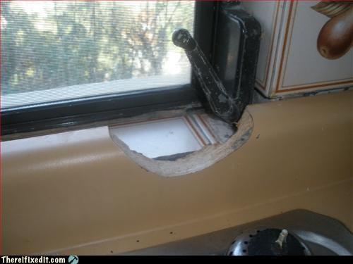 crank,kitchen,make it fit,Mission Improbable,window