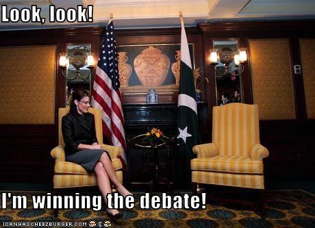 alaska,Debates,Governor,republican,right wing,Sarah Palin