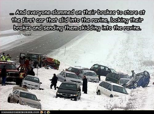 Smart Winter Drivers