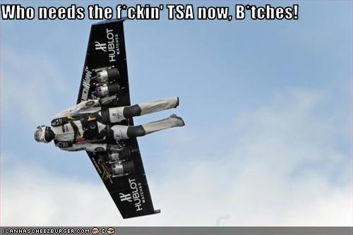 flying,jet pack,rocket,TSA,yves rossy