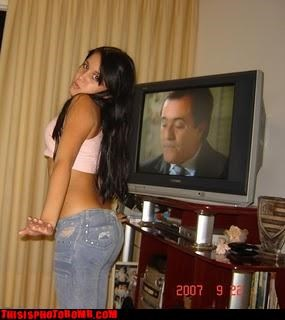 sunday bunday,television,what an ass