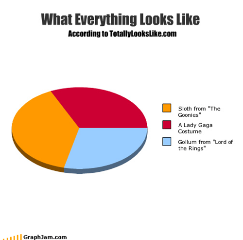 What Everything Looks Like