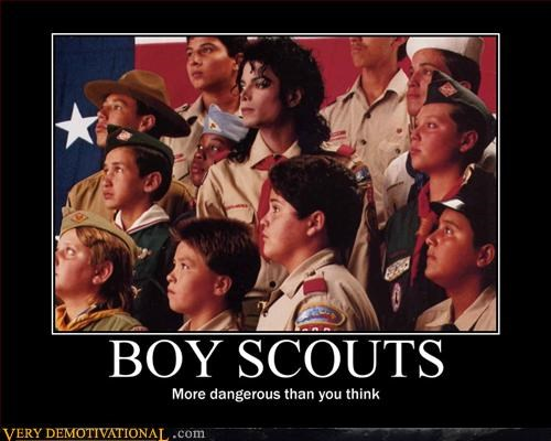 Michael Jackson Is the Ultimate Scout
