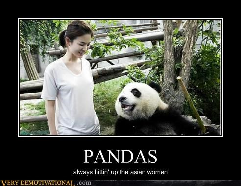 Pandas Are Filthy