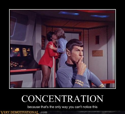 Spock Is a Scientist