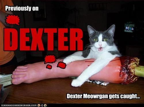 Previously on Dexter