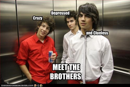 MEET THE BROTHERS