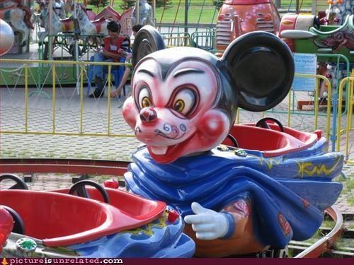 Satan Mickey