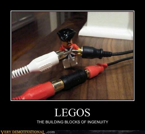 Legos Are Wicked Useful