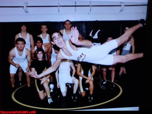 flying,Perfect Timing,sports,wrestling