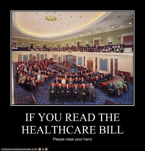 IF YOU READ THE HEALTHCARE BILL