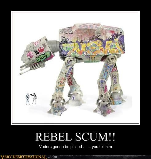 Damn, Those Rebels are Fly!