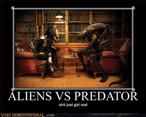 alien,avp,chess,one night in bangkok,Predator,Pure Awesome
