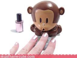 cute,gadget,handy,monkey,silly