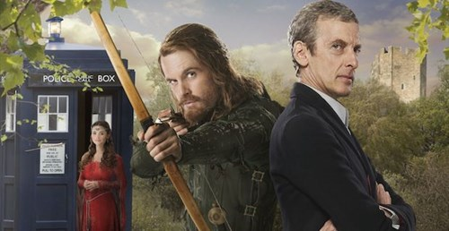 The Best Moments of Doctor Who's Robot of Sherwood, As Told By Gifs