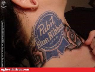 This Tattoo Tastes Like Watered-Down Horse Piss