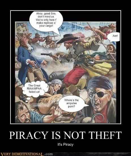 Thieves Don't Say YARR!