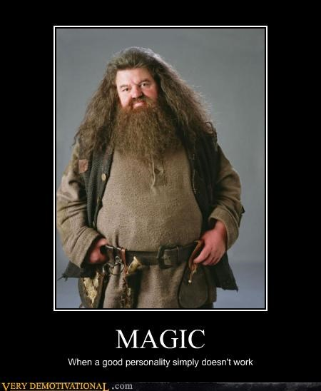 Your a Wizard, Hagrid