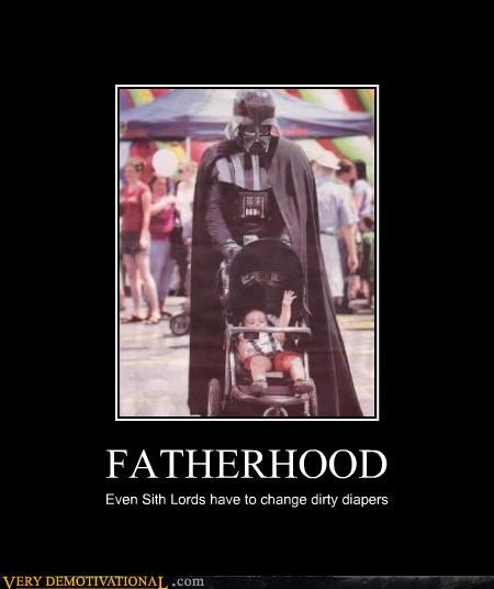 The Sith Make Great Parents