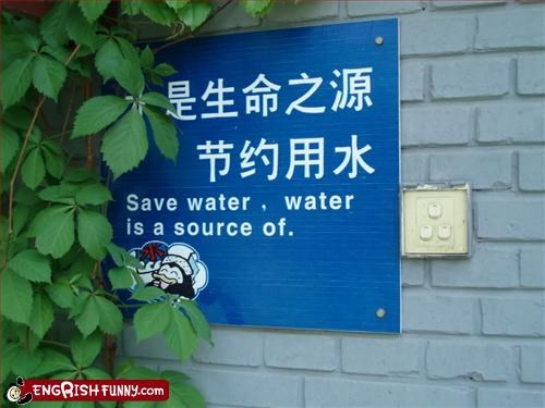 Water is indeed an imporant source of.