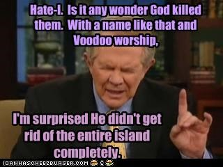 Hate-I.  Is it any wonder God killed them.  With a name like that and Voodoo worship,