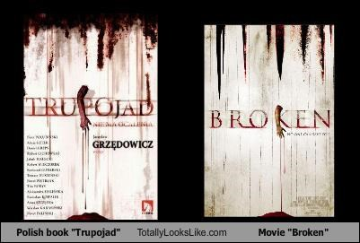"Polish book ""Trupojad"" Totally Looks Like Movie ""Broken"""