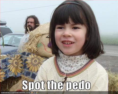 Spot the pedo