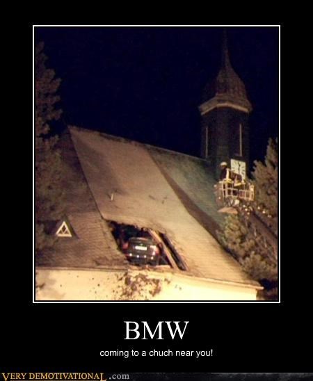 BMWs Can Fly