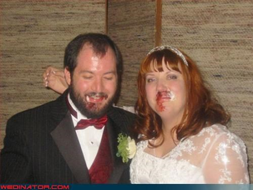 Crazy Brides,Dreamcake,eww,groom,happy-valentines-day,love hurts,miscellaneous-oops,raspberry filling,technical difficulties,tough love,were-in-love,wedding cake,wtf