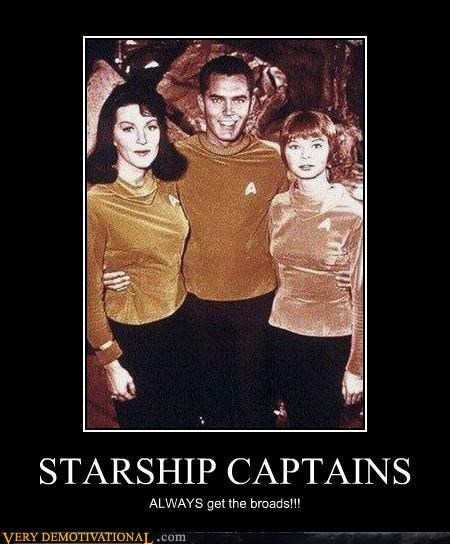 One More Reason to Enlist in Starfleet