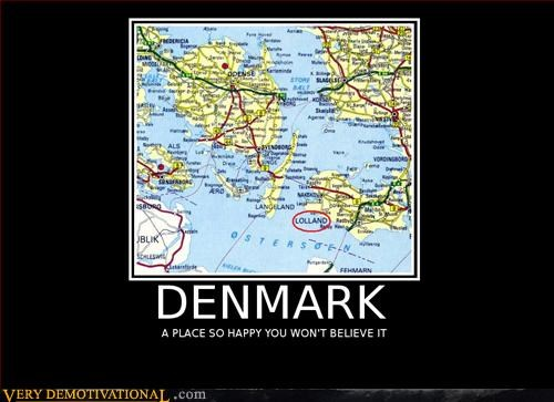 Scandinavia is great.
