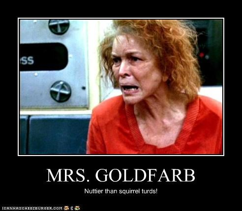 MRS. GOLDFARB