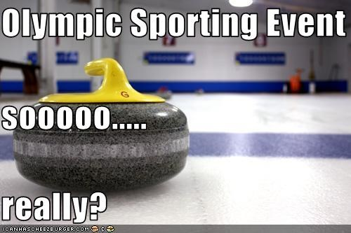 Olympic Sporting Event sooooo..... really?