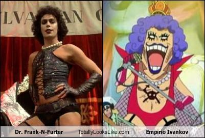Dr. Frank-N-Furter Totally Looks Like Empirio Ivankov