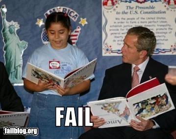 Bush Fail