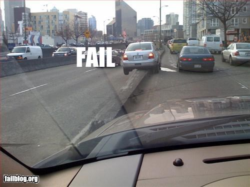 Off Ramp Fail