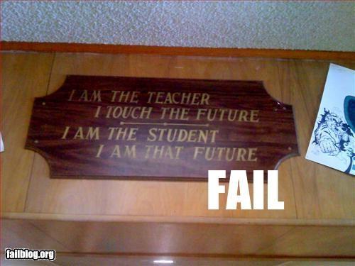 bad touch,failboat,slogan,student,teacher