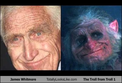 James Whitmore Totally Looks Like The Troll from Troll 1