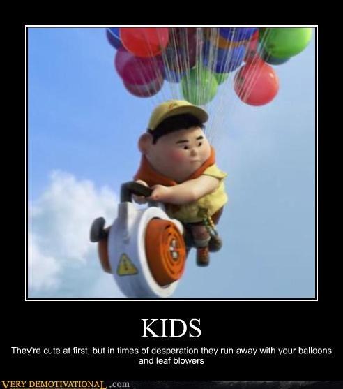 kids,Balloons,jerks