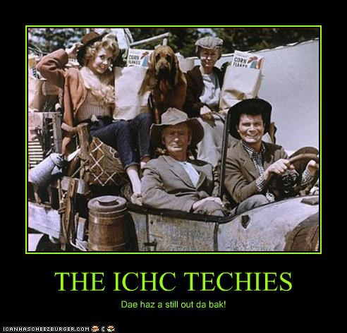 THE ICHC TECHIES