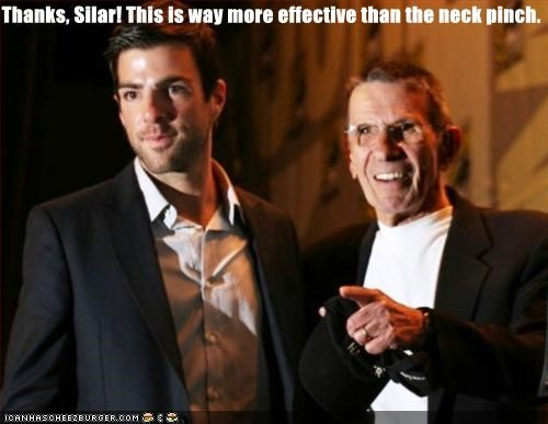 Thanks, Silar! This is way more effective than the neck pinch.