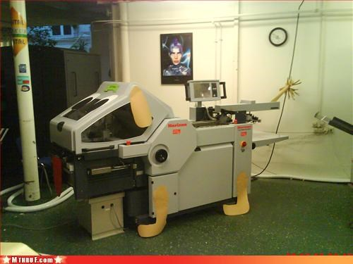Folding Machine aka RoboDog